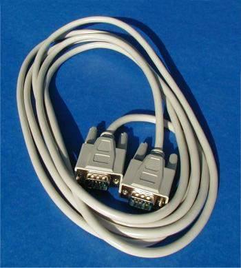 10FT VGA MONITOR CABLE HD15 Male to Male