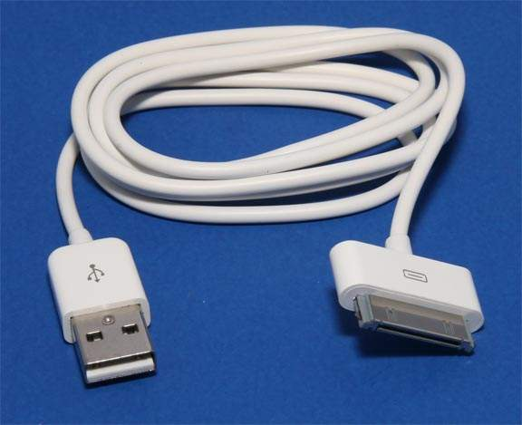 Apple iPad2 USB Data Cable 3FT Compatible