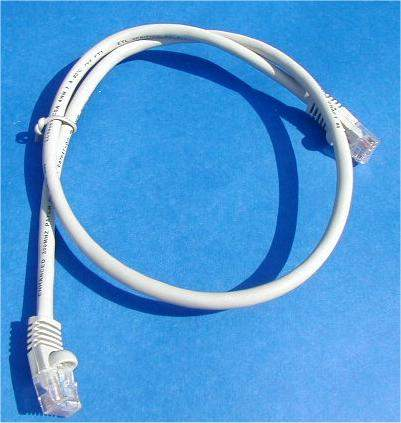 CAT 5e 2FT RJ45 NETWORK Cable