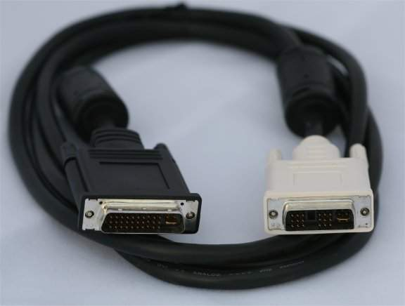 DVI-A to PD-Analog Cable 2M 6FT