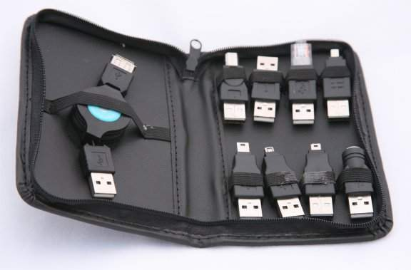 USB 2.0 Adapter Set 9 in 1